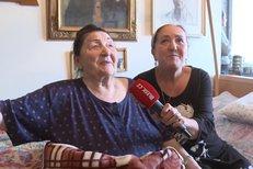 Jarmila Šuláková(†87) si zazpívala naposledy před kamerou Blesku! Dva měsíce před smrtí!