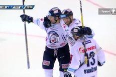 Liberec - Olomouc: Teč jak hrom! Takhle Vitásek tečoval střelu Bartoviče, 2:1