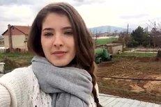 Sára nám poslala pozdrav z rodné Makedonie
