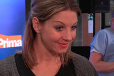 Sabina Laurinová se změnila na brunetu: Překvapila ji tužka v uchu!