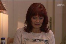 Béda se přizná Anče, že čeká s Jindrou dítě