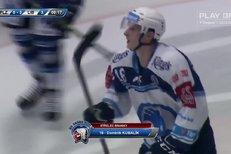 Plzeň - Liberec: Gól do prázdné brány! Dominik Kubalík vstřelil gól na 6:3