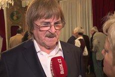 Karel Vágner o svých 75. narozeninách: Nejhorší je zrada kamaráda!
