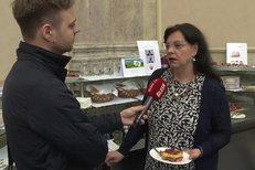 Michaela Marksová o lokálních potravinách