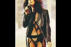 Cher - proměny v čase