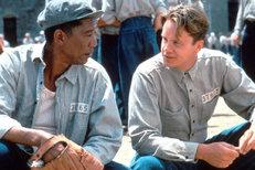 Vykoupení z věznice Shawshank (1994) • rozhovory, ukázky