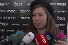 Samková přivezla trofej pro šampionku: Splnila jsem si sen!