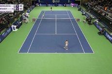 Markéta Vondroušová si ve finále turnaje v Bielu poradila s Anett Kontaveitovou