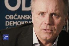 Pavel Sehnal ve stranickém videu o tom, proč volit ODA