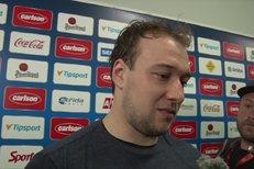 Kovář po prohře s Rusy: I tak turnaj hodnotíme kladně, zápas proti Mozjakinovi byl speciální