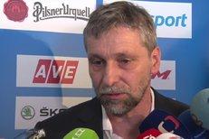Trenér Česka Jandač: Nechceme jet na MS se staženým ocasem