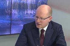 Bohuslav Sobotka: O pádu vlády by se to vykecalo