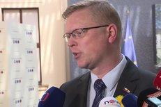 Pavel Bělobrádek komuntuje koaliční setkání: nikdo nechce vypovědět koaliční smlouvu