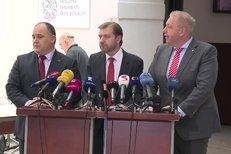 Milan Chovanec o ranním koaličním jednání