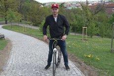 Dominik Furch zve na Koloběžka Cup