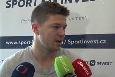 Hertl: Hokej budu asi sledovat v hospodě, jako správný český fanoušek