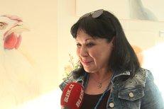 Dáda Patrasová - o uměleckém talentu v rodině