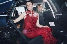 Julianne Moore na festivalu v Cannes