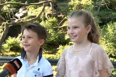 Děti Andrey Verešové: Naše máma je nevychovaný prase!