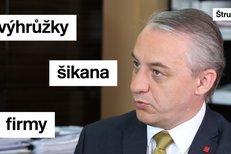 Firmy Čechům vyhrožují a cizince zneužívají, jedna je zavřela do mrazicího boxu, říká Středula