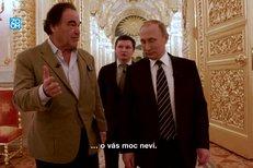 Oliver Stone zpovídá Putina! Jak to má s Trumpem? Falšoval americké volby?