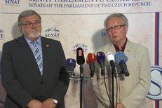 Jan Veleba (SPO) nechce komentovat, proč Čuba nenastoupil na nemocenskou.