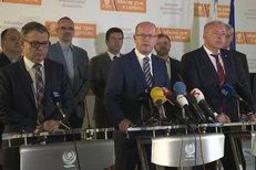 Sobotka odchází z vedení ČSSD: Musíme se změnit, voliči neoceňují naši práci
