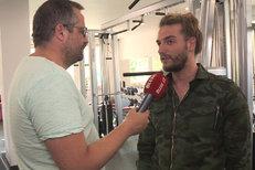 Dlouhovlasý fešák Jan Kopečný: Tohle má být Gott za mlada?