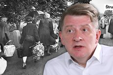 Masakry Němců po válce řídil stát, část Čechů se chovala jako dobytek, říká badatel Padevět