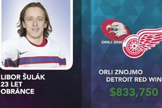Čeští hokejisté, kteří vyrazili do NHL: Šimek, Jeřábek, Šulák a další
