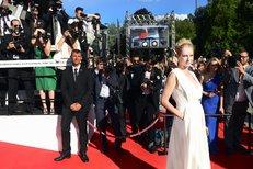 Rozhovor s Umou Thurman na Mezinárodním filmovém festivalu v Karlových Varech