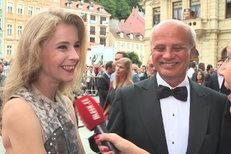 Manželka Michala Horáčka: Jak to, že je tak štíhlá?