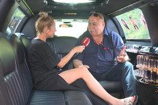 Andrej Hryc v limuzíně Blesku: O přízni žen i smrti syna! Do koho se prý reinkarnoval?