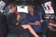 Tomáš Maštalír v limuzíně o vztazích