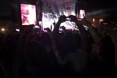 Video z květnového vystoupení koncertu Linkin Park v Praze
