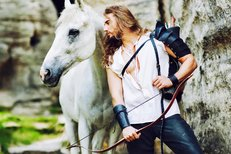 Jan Kopečný o koních