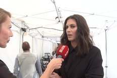 Modelka Aneta Vignerová: Dobrých přehlídek je málo!