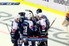 Plzeň - Litvínov: Euforie v Plzni! Dominik Kubalík vstřelil gól na 4:1