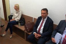 Jiří Paroubek u soudu