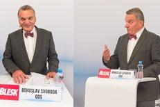 Bohuslav Svoboda (ODS) dostal otázky na tělo: Kde by nenechal rodit svou ženu?