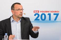 Kolik platí Jaroslav Foldyna (ČSSD) za elektřinu? Odpovídal v Blesk Volebním souboji 2017