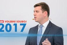 Kdy měnil Jan Skopeček (ODS) naposledy operátora a jak to šlo? Odpovídal v Blesk Volebním souboji 2017