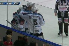 Chomutov - Plzeň: Je vyrovnáno, postaral se o to Dominik Kubalík, 1:1