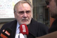 Jiří Štěpnička na pohřbu: Třískův skon mě šokoval, ale byla to náhoda