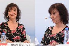 Marta Semelová (KSČM) dostala otázky na tělo: Byla někdy za školou?