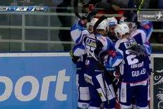 Kometa Brno - Liberec: Erat se krásně trefil a otevřel skóre, 1:0