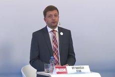 Vít Rakušan (STAN) představil vizi hnutí pro oblast dopravy, bydlení a životního prostředí.
