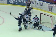 Plzeň - Liberec: Poslední gól zápasu vstřelil Dominik Kubalík, 5:1
