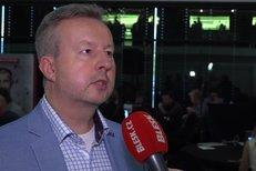 Brabec v rozhovoru pro Blesk.cz: Nechci být jako Gott, ale nečekal jsem to