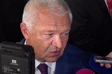 První místopředseda hnutí ANO Jaroslav Faltýnek se vyjadřuje k výsledku voleb
